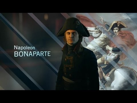 Assassin's Creed Chronicles (1795 - 1808) Napoleon's life stories (Paris stories & Coop)