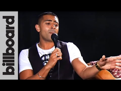 Jay Sean Performs 'Down' Live Acoustic Billboard Studio Session