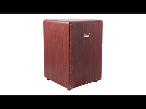 Pearl Boom Box Cajon Review by Sweetwater Sound