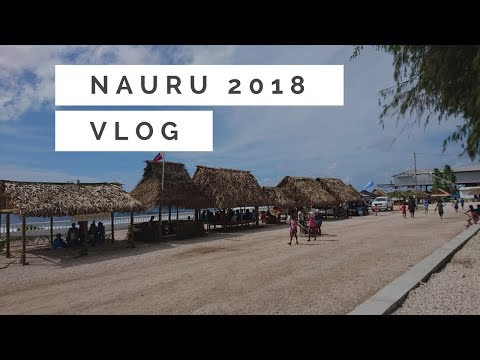 Nauru Vlog 2018 | Travel, Magic & Beauty Pageants