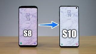 Samsung Galaxy S10 Setup & Smart Switch Tutorial