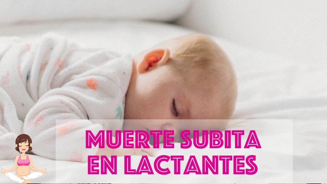 Síndrome de MUERTE SÚBITA en los bebe 🛌 😭 | Dormir boca abajo | 2020