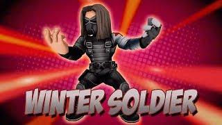 Marvel Super Hero Squad Online: Winter Soldier Trailer- HD