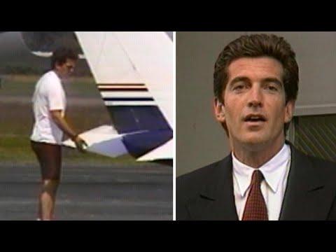How John F. Kennedy Jr. Spent His Last Days