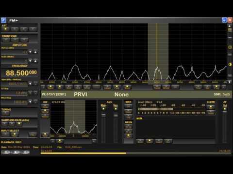 FM DX sporadic E in Holland: Slovenia Radio Slovenija 1 PRVI 88.5  MHz 30-5-16