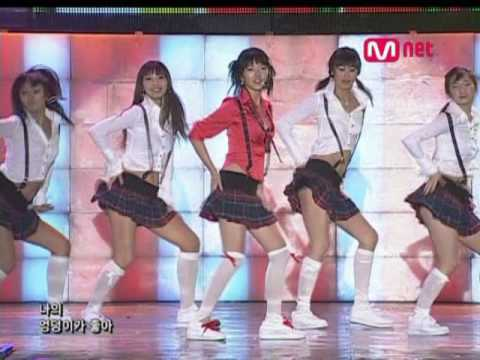 [HQ] Bae Seul Ki Tomboy  11.29.06 Show Tank