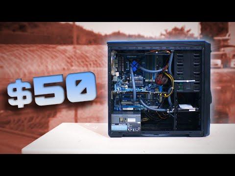 $50 Custom PC WATER Loop - Is it POSSIBLE?