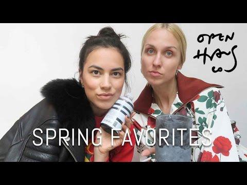 Spring Favs | Depop, Dirty Lemon, Ganni, The Arrivals etc.