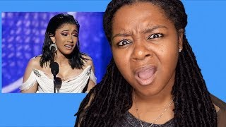 Cardi B Wins BEST Rap Album, Janelle Monae was ROBBED & JLo's Motown Tribute  | 61st GRAMMY Awards