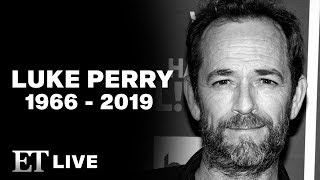 Luke Perry, Beverly Hills, 90210 and Riverdale Star, Dead at 52