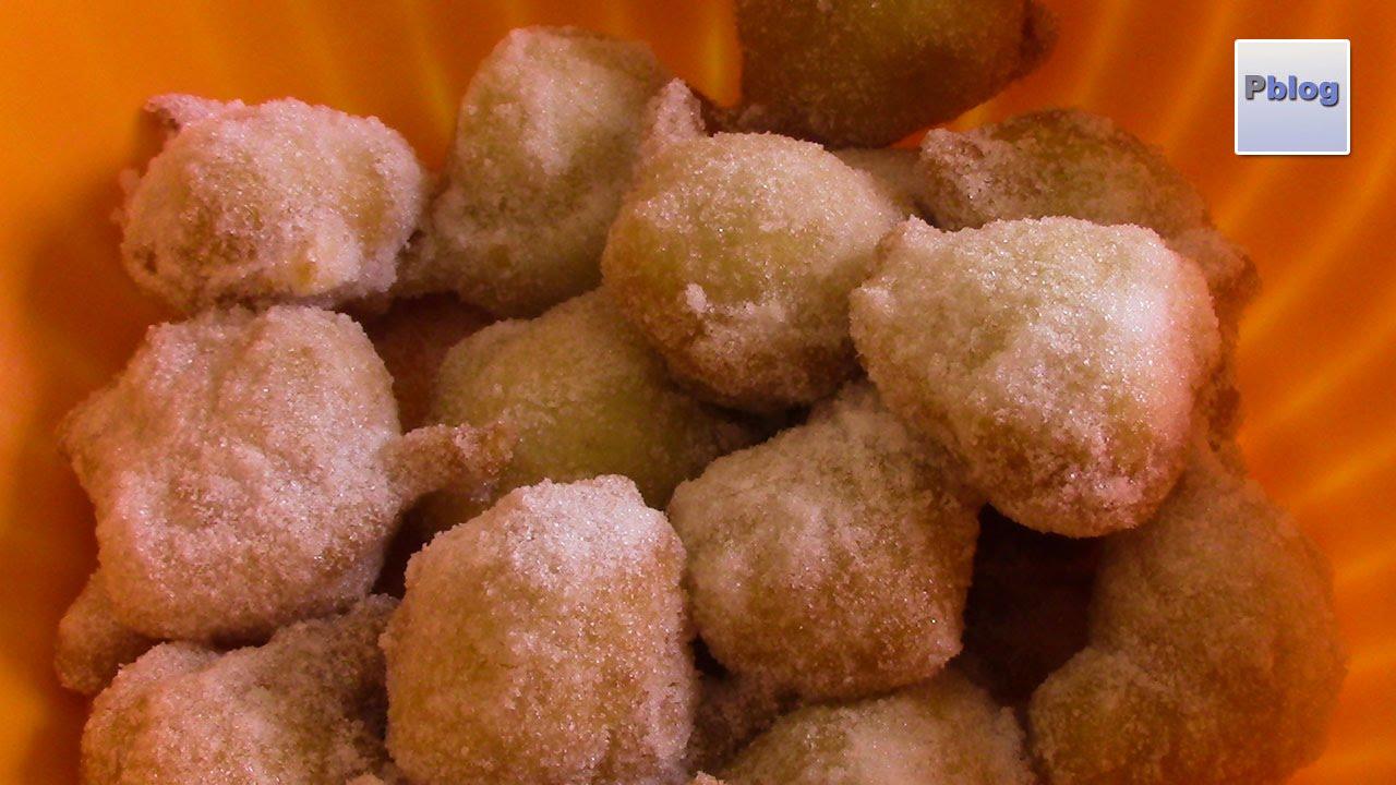 Ricetta crespelle dolci fritte