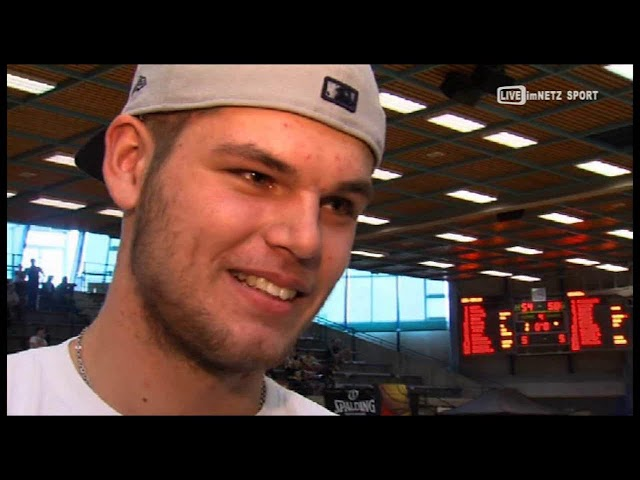 NBBL Halbfinale 2011 ALBA URSPRING vs Paderborn Baskets