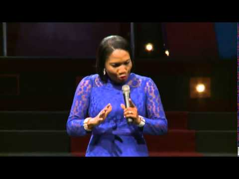 The Language for Building – Pastor Funke Adejumo