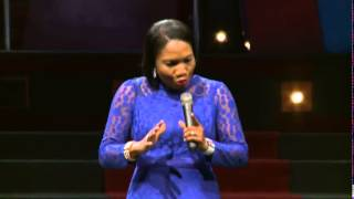 The Language for Building - Pastor Funke Adejumo