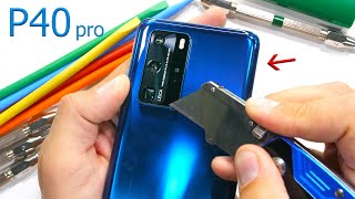 Huawei P40 Pro Durability Test! - You cant buy this phone!