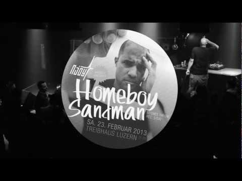 Homeboy Sandman - Get Down (Live)