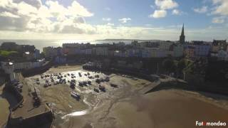 Video Tenby Wales By Drone download MP3, 3GP, MP4, WEBM, AVI, FLV April 2018