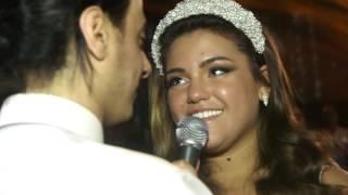 wedding - bride sings for her groom - Can't Help Falling In Love - Elvis Presley