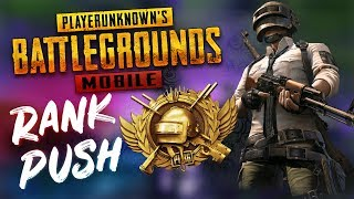 PUBG Mobile | Pushing Sucks