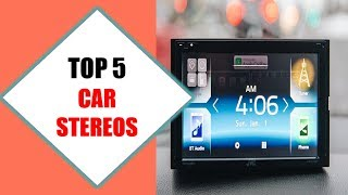 Top 5 Best Portable Car Stereos 2018 | Best Car Stereo Review By Jumpy Express