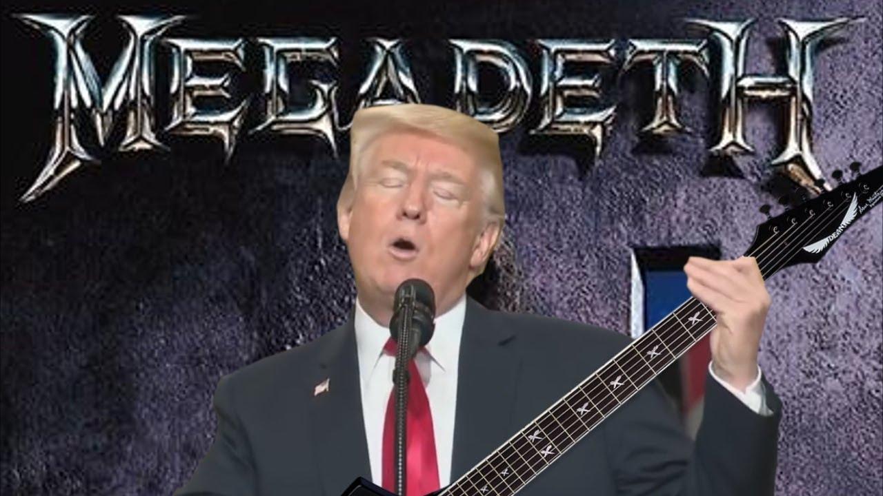MetalTrump - Symphony Of Destruction (Megadeth)