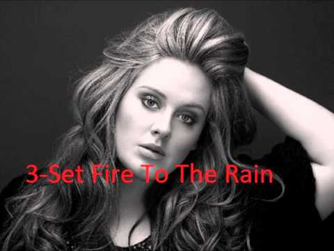 Top 5 Adele songs
