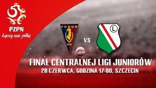 Finał CLJ: Pogoń Szczecin - Legia Warszawa