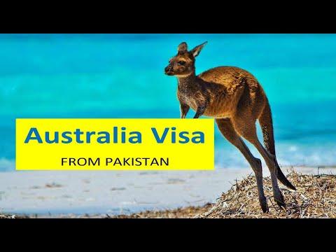 AUSTRALIA – visit visa consultant – Pakistan