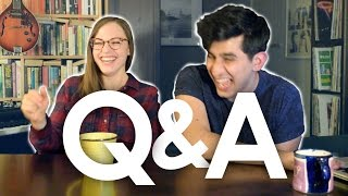 Q&A! (Favorite Games, Christmas, Singing?)