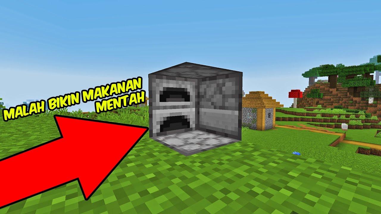 8 FITUR ANEH Yang Ada Di Minecraft