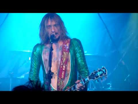 The Darkness - Buccaneers of Hispaniola @ The Limelight  15/10/2017