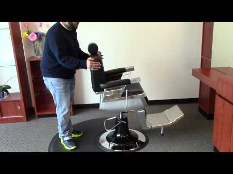 """""""CONSTANTINE"""" Barber Chair by AGS BEAUTY"""