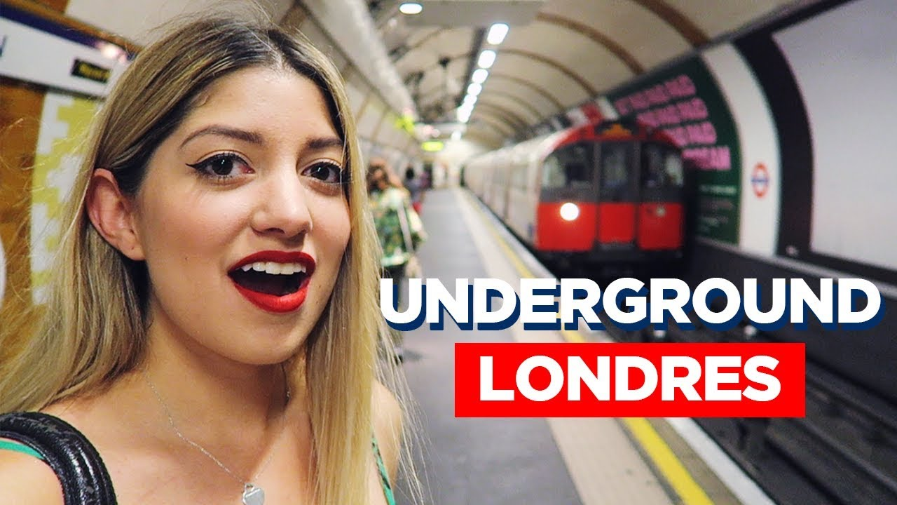 Cómo Usar El Metro En Londres Y Cuánto Cuesta Helsy Youtube