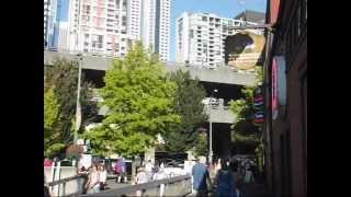 Seattle, USA: Pike Place Market, the waterfront, Seattle Center and Pioneer Square