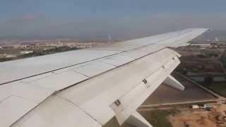 Landing Barcelona El-Prat and taxi B-737-800 Utair Ukraine(Landing 25R and taxi El-Prat (Barcelona) B-737-800 Utair Ukraine / Посадка на полосу 25R и руление в а/п Эль-Прат (Барселона) Боинг 737-800 Utair-У..., 2014-06-13T16:40:59.000Z)