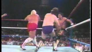 WWE/WWF (5-14-90) Hercules and Paul Roma vs Ken Johnson & Buddy Rose