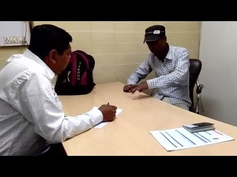 Interview For Plumber Work