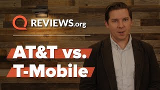 AT&T vs. T-Mobile Comparison Review 2018 | Speed, Data, Coverage, and Plans