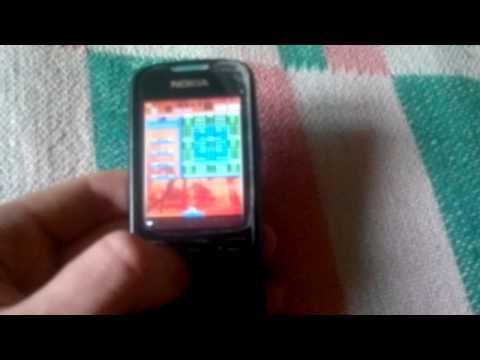 Обзор лучших мобильных игр для Nokia 6303 Classic