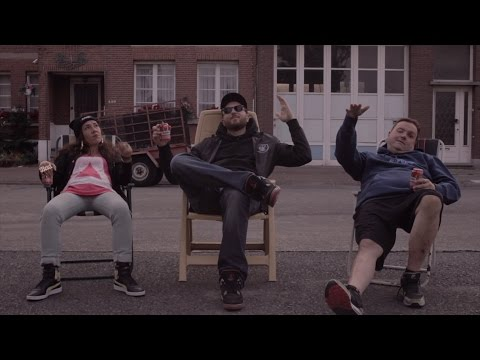 Halve Neuro - Hangen Met Den Halve (Official Video)