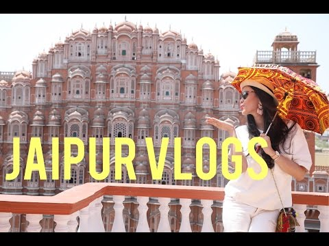 JAIPUR VLOGS, TRAVELING WITH MY FRIENDS!  (BAHASA INDONESIA)
