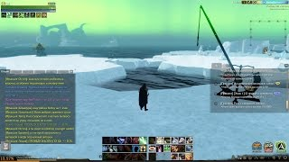 Рыбалка в ArcheAge на блесну .