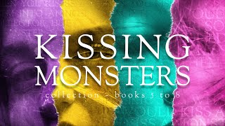 KISSING MONSTERS Collection #2 (official book trailer)
