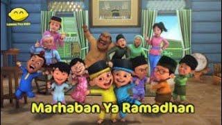 Download MARHABAN YA RAMADHAN ( Ipin dan upin)