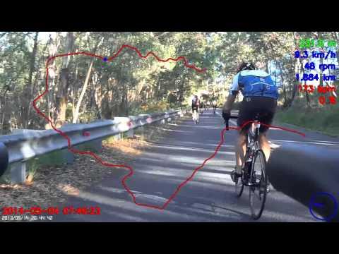 Roadie - Coot-tha Challenge (2014-05-04)