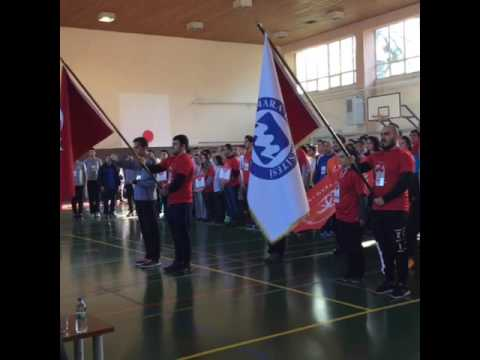 Marmara Üniversitesi Özel Olimpiyatlar İstanbul Oyunları - Açılış Töreni