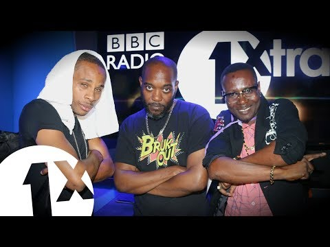 Dexta Daps & Style X Freestyle Back to Back for Seani B on 1Xtra