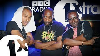 Dexta Daps & Style X Freestyle Back to Back for Seani B on 1Xtra