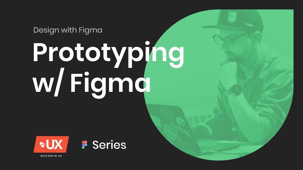 Figma Prototype - Preparing for User Testing [Figma Tutorial for Beginners]
