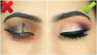 Eye Makeup करते समय यह गलतियां न करें - How To Apply Eyeshadow Perfectly | Anaysa
